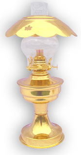 Oil Lamps Kerosene Brass Survival Lanterns
